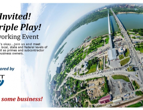 Triple Play DBE Networking Event