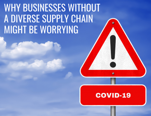 Here's Why Businesses Without a Diverse Supply Chain Might Be Worrying