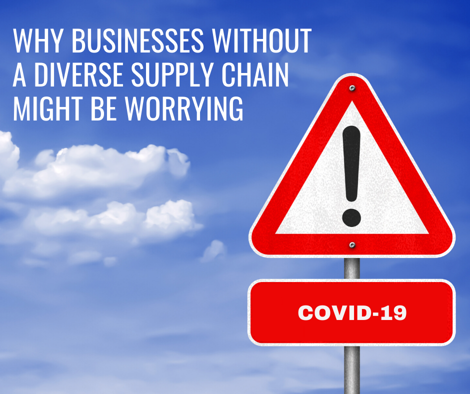supply chain diversity during covid-19